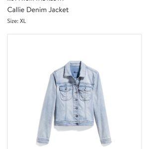 Callie Denim Jacket